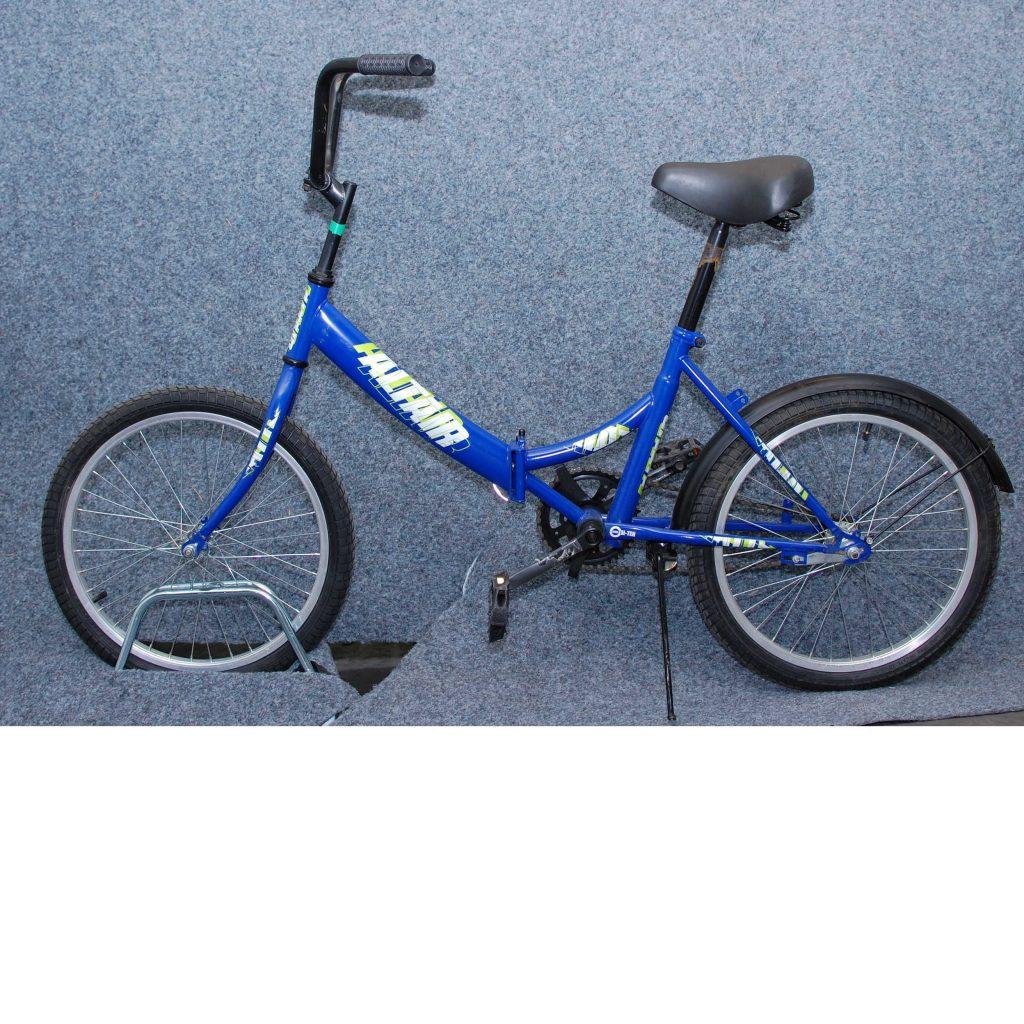 Käytetty Polkupyörä